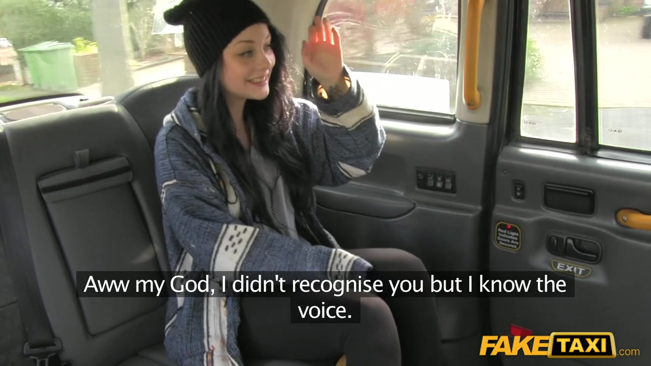 Fake Taxi Licking Pussy